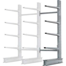 "Cantilever Rack Single Add-On Unit Extra Heavy Duty, 48"" W  x 37"" D x 8' H, 21500 Lbs. Capacity"