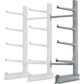 "Cantilever Rack Single Add-On Unit Extra Heavy Duty, 48""W  x 37""D x 8'H, 21500 Lbs Capacity"
