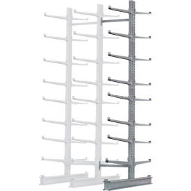"""Cantilever Rack Double Add-On Unit Extra Heavy Duty, 72"""" W  x 106"""" D x 12' H, 25000 Lbs Capacity"""