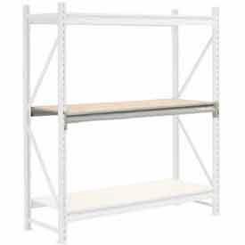 "Additional Level 96""W x 18""D Wood Deck"