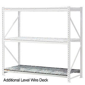 """Additional Level 60""""W x 24""""D Wire Deck"""