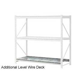 "Additional Level 72""W x 24""D Wire Deck"