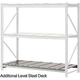 "Additional Level 60""W x 48""D Steel Deck"