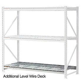 "Additional Level 96""W x 24""D Steel Deck"