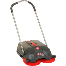 Hoover SpinSeep Pro Outdoor Sweeper