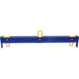 Vestil Adjustable Spreader Beam SBM-80 8000 Lb. Capacity
