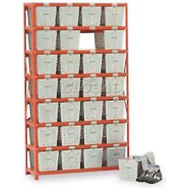 Penco Basket 6580-0 Rack Locker For 21 Baskets 40x13x70