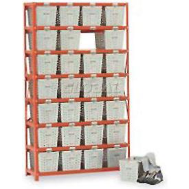 Penco Basket 6583-0 Rack Locker For 21 Baskets 40x13x79