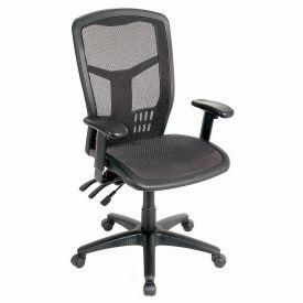 Multifunction Premium Mesh High Back Chair
