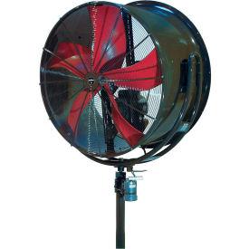 Jetaire® 54 Inch High Velocity Fan, Oscillating, 460 V, 3PH, 42500 CFM, 5 HP HV5419OC-Z