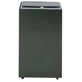 Steel Secure Document Container- 32 Gallon Capacity