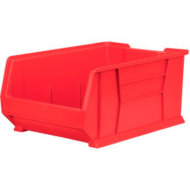 "Akro-Mils Super-Size AkroBin® 30288 - Stacking Bin 16-1/2""W x 23-7/8""D x 11""H Red"