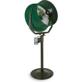 Jetaire® 30 Inch High Velocity Fan, Non-Oscillating, 115 V, 1PH, 10600 CFM, 1 HP, Green