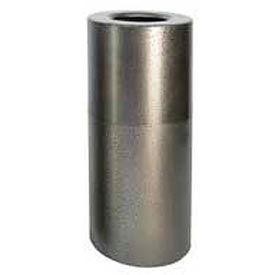 Aluminum Trash Container - Silver Vein 35 Gallon Capacity