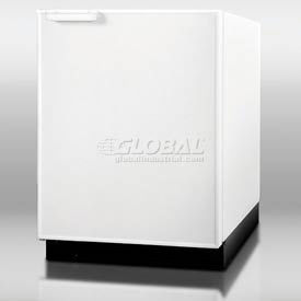 Summit BI605 Bi-605 Counter Height Refrigerator-Freezer