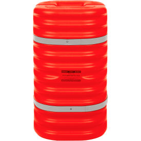 "Eagle Column Protector, 6"" Column Opening Orange, 1706OR"