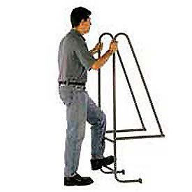 "6 Step Steel Dock Ladder - 18""W x 108""H"
