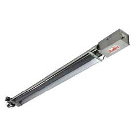 SunStar Natural Gas Infrared Heater Straight Tube Vacuum - SIS175-40-N5 - 175000 BTU