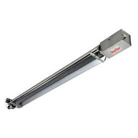SunStar Propane Infrared Heater Straight Tube Vacuum SIS125-40-L5 125000 BTU by