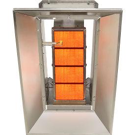 SunStar Natural Gas Heater Infrared Ceramic SG3-N, 30000 Btu