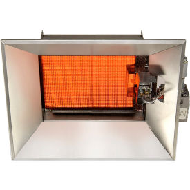 SunStar Natural Gas Heater Infrared Ceramic, SGM3-N1, 26000 Btu