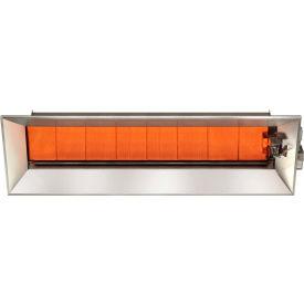 SunStar Natural Gas Heater Infrared Ceramic SGM10-N1A, 104000 Btu