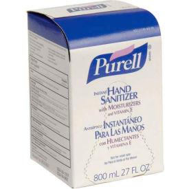 Purell Bag-In-Box Hand Sanitizer Original Formula Refill - 12 Refills/Case 9657-12