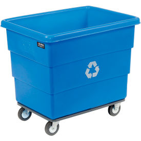 Recycling Cube Truck, Box Truck - 14 Bushel