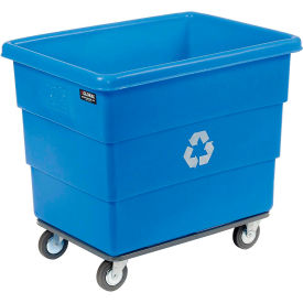 Recycling Cube Truck, Box Truck - 16 Bushel