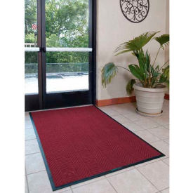 Waterhog Eco Elite Fashion 4' Wide 5 Ft Up To 60 Ft Maroon