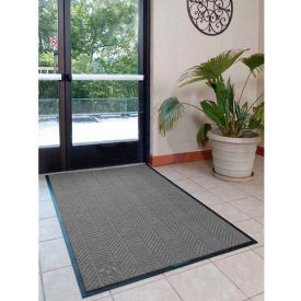 Waterhog Eco Elite Fashion 4' Wide 5 Ft Up To 60 Ft Grey Ash