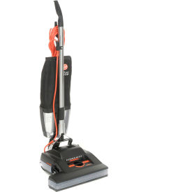 "Hoover® CONQUEST Bagless Upright 18"" Wide Area Vacuum - C1810-010"