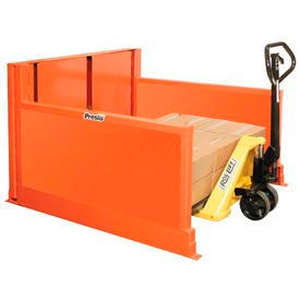 PrestoLifts™ Floor Level Pallet Loader P4-25-5248H 2500 Lb. Hand Control