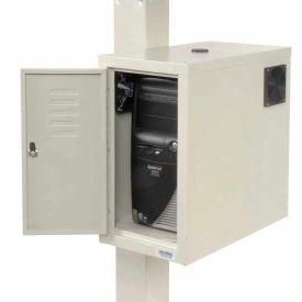 Orbit CPU Cabinet with Fans - Beige