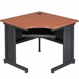 "36""W Corner Desk Cherry"