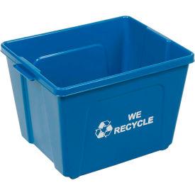 Recycling Bin - 14 Gallon