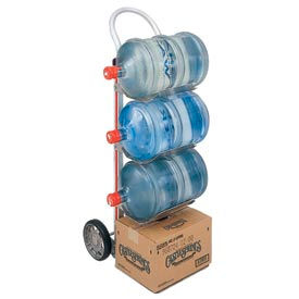 Magliner® Bottle Water Hand Truck with 4 Trays 500 Lb. Cap. B4K-111-HM-815