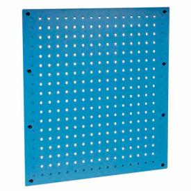 "18""W x 19""H Pegboard Panel-Blue"