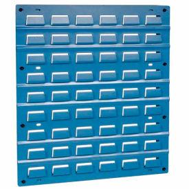 "18""W x 19""H Louver Panel - Blue"