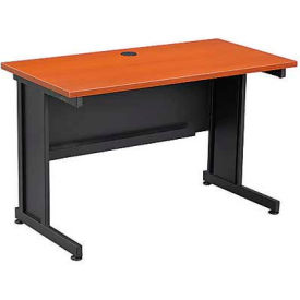 "Interion™ 48"" Desk Cherry"