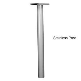 """Jayco LLSS36IGP 36"""" In-Ground Stainless Post for Supreme"""