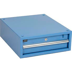 "6""H Drawer - Blue"
