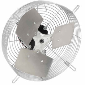 """TPI 16"""" Guard Mounted Direct Drive Exhaust Fan CE-16-D 1/8HP 5100CFM"""