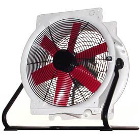 "Multifan 20"" Mobile Indoor Outdoor Fan B4E5003M11100P 1/3 HP 4,765 CFM"