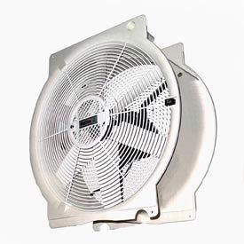 """Multifan 20"""" Mobile Indoor Outdoor Greenhouse Fan T4E50K3M81100 1/3 HP 4,765 CFM"""