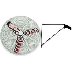 """Multifan 24"""" Wall Mount Basket Fan 245778 1/3 HP 8000 CFM"""