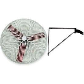 "Vostermans 24"" Wall Mount Basket Fan 245778 1/3 HP 8000 CFM"