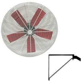 """Multifan 30"""" Wall Mount Basket Fan 245779 1/2 HP 10000 CFM"""