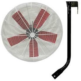 """Multifan 30"""" Ceiling Mount Basket Fan 245787 1/2 HP 10000 CFM"""
