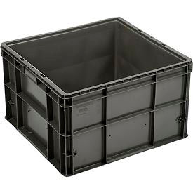 Buckhorn Straight Wall Container Solid 24x22X14-1/2